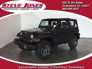 2018 Jeep Wrangler JK Rubicon