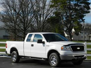 2007 Ford F-150 XLT SuperCab