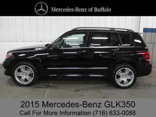 2015 Mercedes-Benz GLK 350 4MATIC