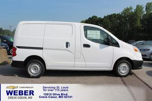 2017 Chevrolet City Express 1LS