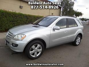 2006 Mercedes-Benz ML500 4MATIC