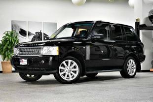 2007 Land Rover Range Rover SC