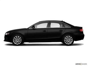 2009 Audi A4 2.0T Premium quattro