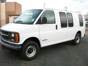 1998 Chevrolet Express 3500