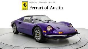 1974 Ferrari Dino GTS