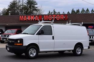 2011 Chevrolet Express 2500 Work Van