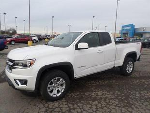 2017 Chevrolet Colorado LT