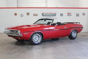 1970 Dodge Challenger NO TRIM FIELD