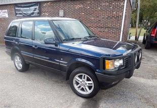 2002 Land Rover Range Rover 4.6 HSE AWD 4dr SUV