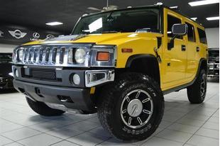 2004 Hummer H2 4dr Wgn