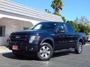 2014 Ford F-150 ONE OWNER CRFX CRFD LIKE NEW!!