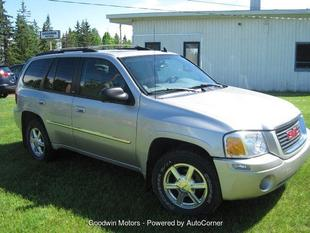 2007 GMC Envoy SLE-1 4WD 4-Speed Automatic