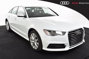 2018 Audi A6 2.0T Premium Plus