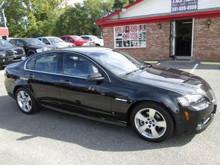 2009 Pontiac G8 GT
