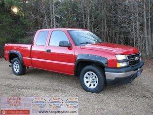 2006 Chevrolet Silverado 1500 W/T