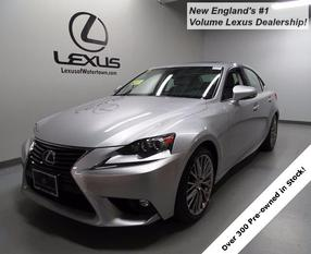2015 Lexus IS 250 4dr Sport Sdn AWD