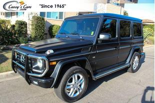 2015 Mercedes-Benz G 550 4MATIC