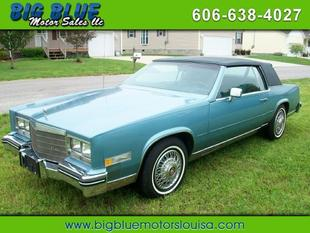 1985 Cadillac Eldorado Base