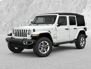 2018 Jeep Wrangler Unlimited Sahara