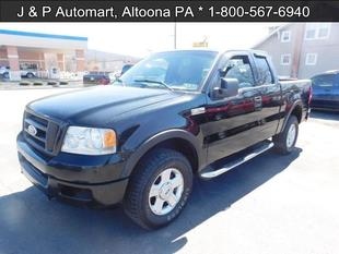 2004 Ford F-150 SuperCab
