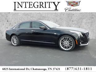 2018 Cadillac CT6 3.0L Twin Turbo Premium Luxury