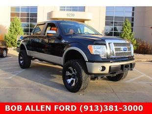 2009 Ford F-150 King Ranch SuperCrew