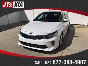 2018 Kia Optima EX