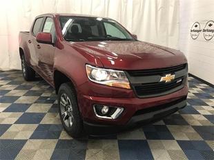2018 Chevrolet Colorado Z71
