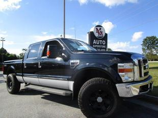 2008 Ford F-250 FX4-DUAL CLIMATE