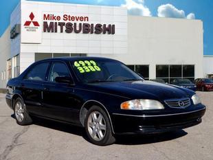 2001 Mazda 626 LX-V6