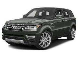2017 Land Rover Range Rover Sport 5.0L Supercharged Dynamic