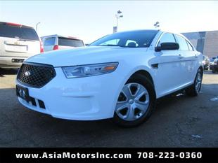 2014 Ford Sedan Police Interceptor Base