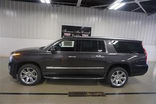 2018 Cadillac Escalade ESV Luxury