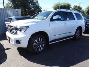 2018 Toyota Sequoia Limited