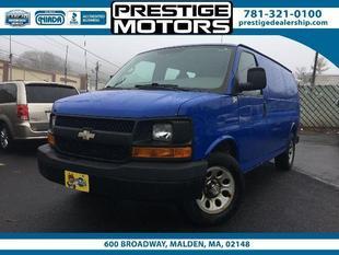 2011 Chevrolet Express 1500 Work Van