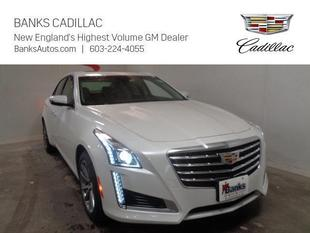 2018 Cadillac CTS 2.0L Turbo Luxury