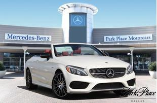 2018 Mercedes-Benz AMG C 43 Base 4MATIC