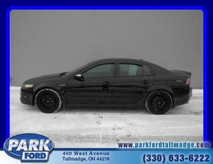 2008 Acura TL Type S w/Navigation