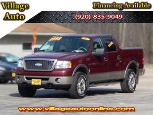 2006 Ford F-150 Lariat SuperCrew