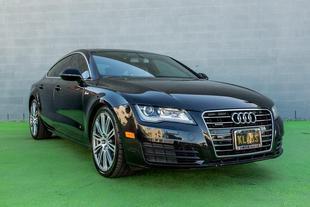 2012 Audi A7 3.0T quattro Premium