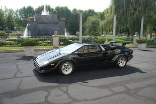 1989 Lamborghini Countach 25th Anniversary Edition