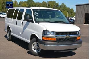 2016 Chevrolet Express 2500 LT