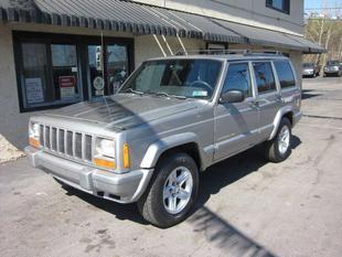 2001 Jeep Cherokee Classic