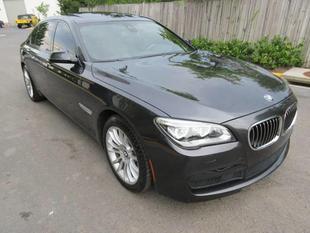 2014 BMW 750 Li xDrive