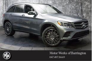 2018 Mercedes-Benz GLC 300 Base 4MATIC