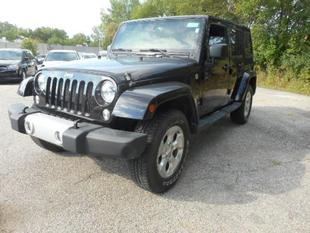 2014 Jeep Wrangler Unlimited Sahara