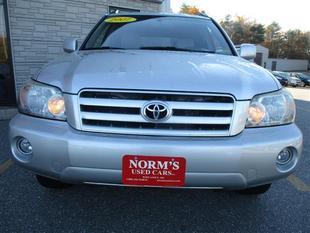2007 Toyota Highlander Limited w/3rd Row