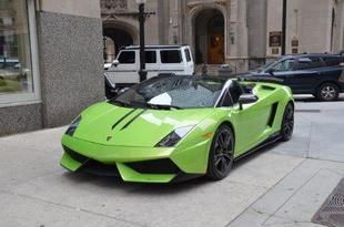 2012 Lamborghini Gallardo LP570-4 Performante