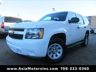 2013 Chevrolet Tahoe Special Services
