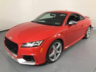 2018 Audi TT RS 2DR CPE 2.5 TFSI